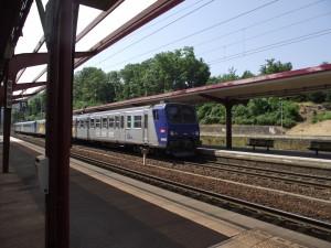Train en partence, Karim TATAI, strasbourg