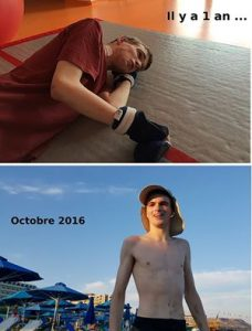 Loïg, octobre 2015 et Loïg, octobre 2016