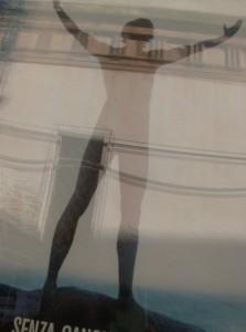 reflet d'homme Karim TATAI Regard brut sur Venise