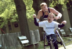 Rick and Dick Hoyt