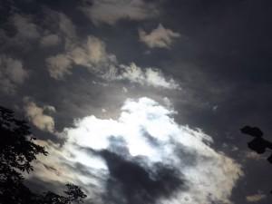 ciel nuagueux Karim TATAI Strasbourg