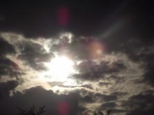 ciel nuageux Karim TATAI Strasbourg