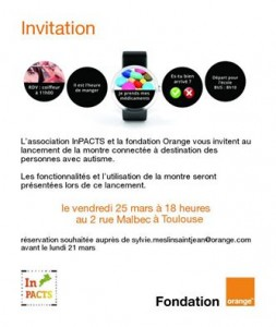 invitation lancement WatcHelp