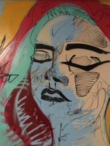 Grafiti 2017 CP Karim TATAÏ