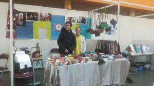 stand Luigi Créations au salon de l'autisme RIAU 2018 à Ajaccio